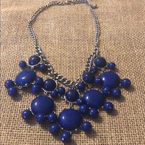 Fashion Bug Jewelry - Blue statement!
